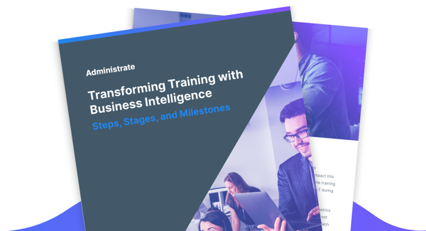 Get the guide to explore the steps, stages, and milestones leading training teams leverage to reveal actionable learning analytics