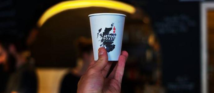 Artisan Roast cup