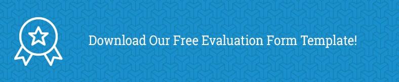 Instructor Evaluation Form
