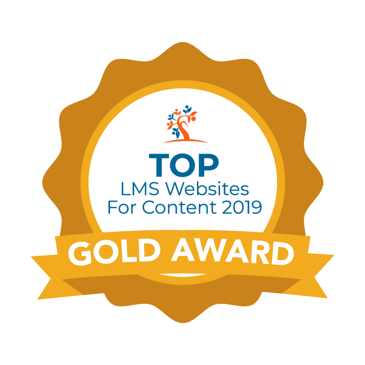 eLearning Industry LMS award