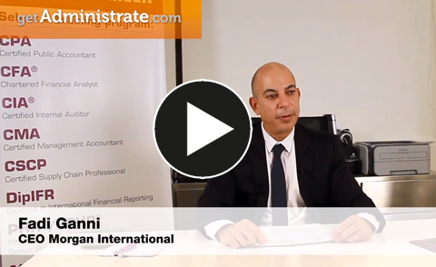 Middle East based Morgan International has 200 employees in 30 locations running Administrate