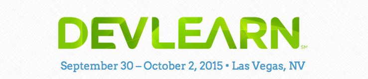 DevLearn 2015 Logo