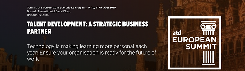 ATD European Summit 2019