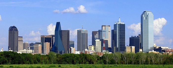 ASTD Dallas Texas Skyline