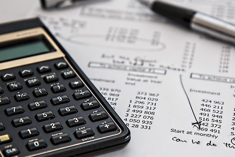 Calculate Finance