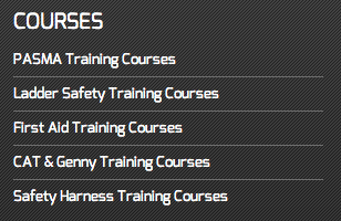 Clearly organised course categories make a huge difference.