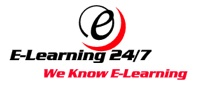 e-learning 24/7 logo