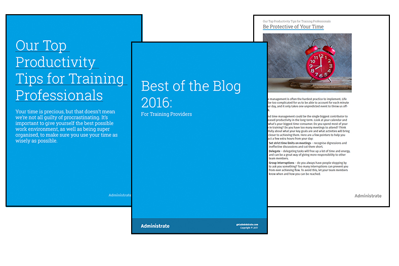 Best of the Blog eBook