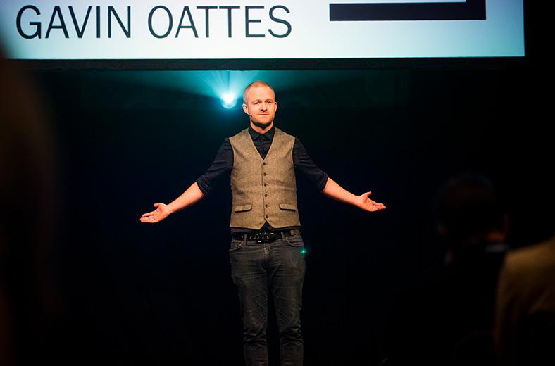 Gavin Oattes LITE 2016
