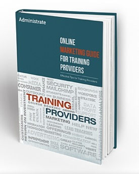 Download our free online marketing ebook for Training Providers