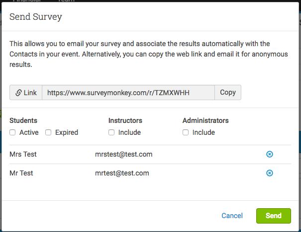 Introducing Our Surveymonkey Integration