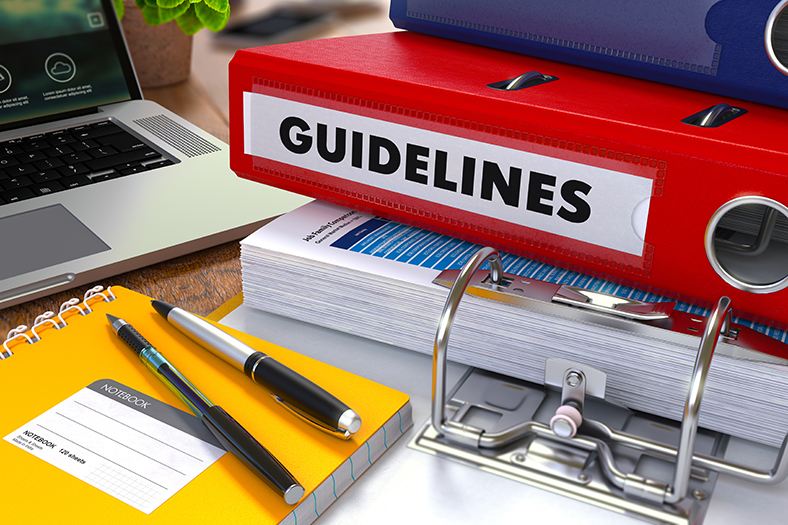 Guidelines document