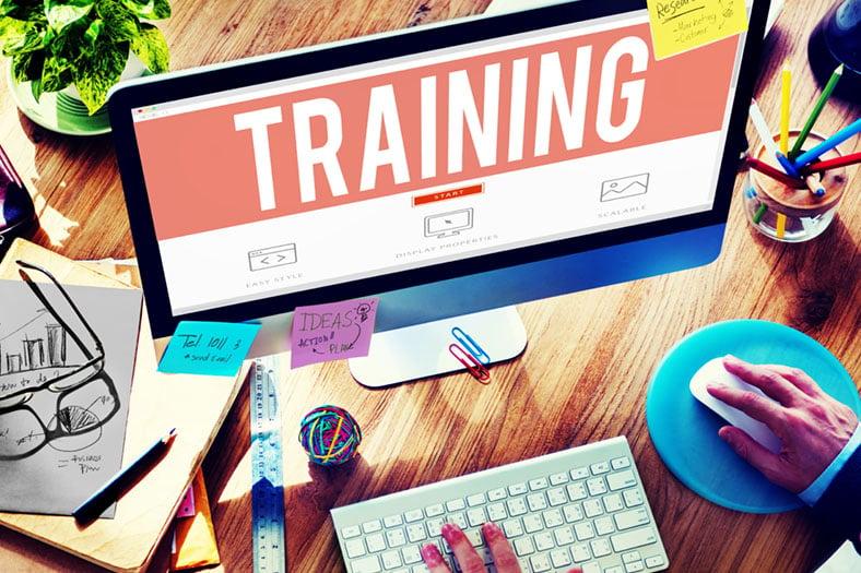Training management system