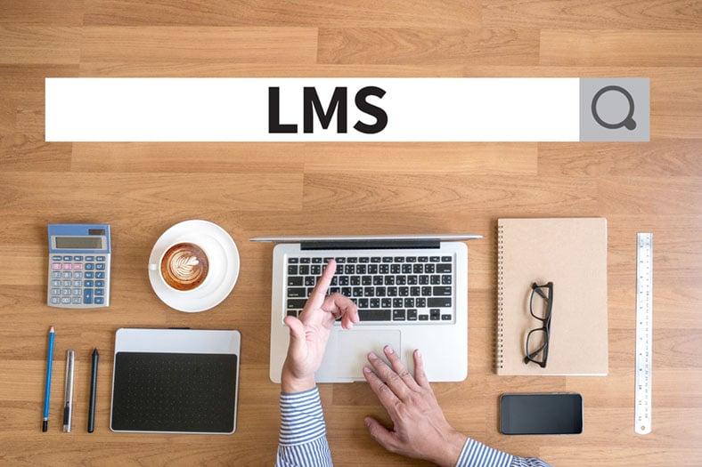 LMS desk
