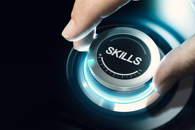 Skills dial