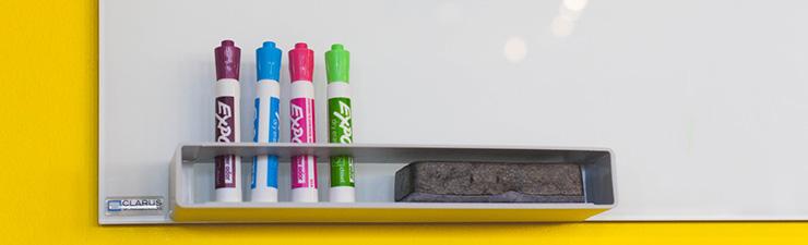 Whiteboard pens