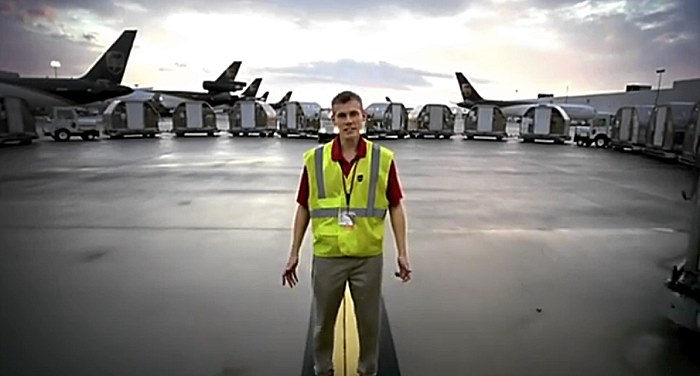 2010 UPS Logistics Commercial