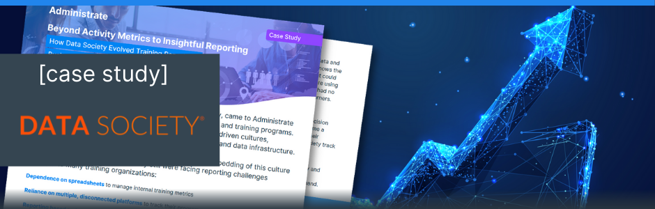 Data Society Case Study Above the Form Landing Page Image