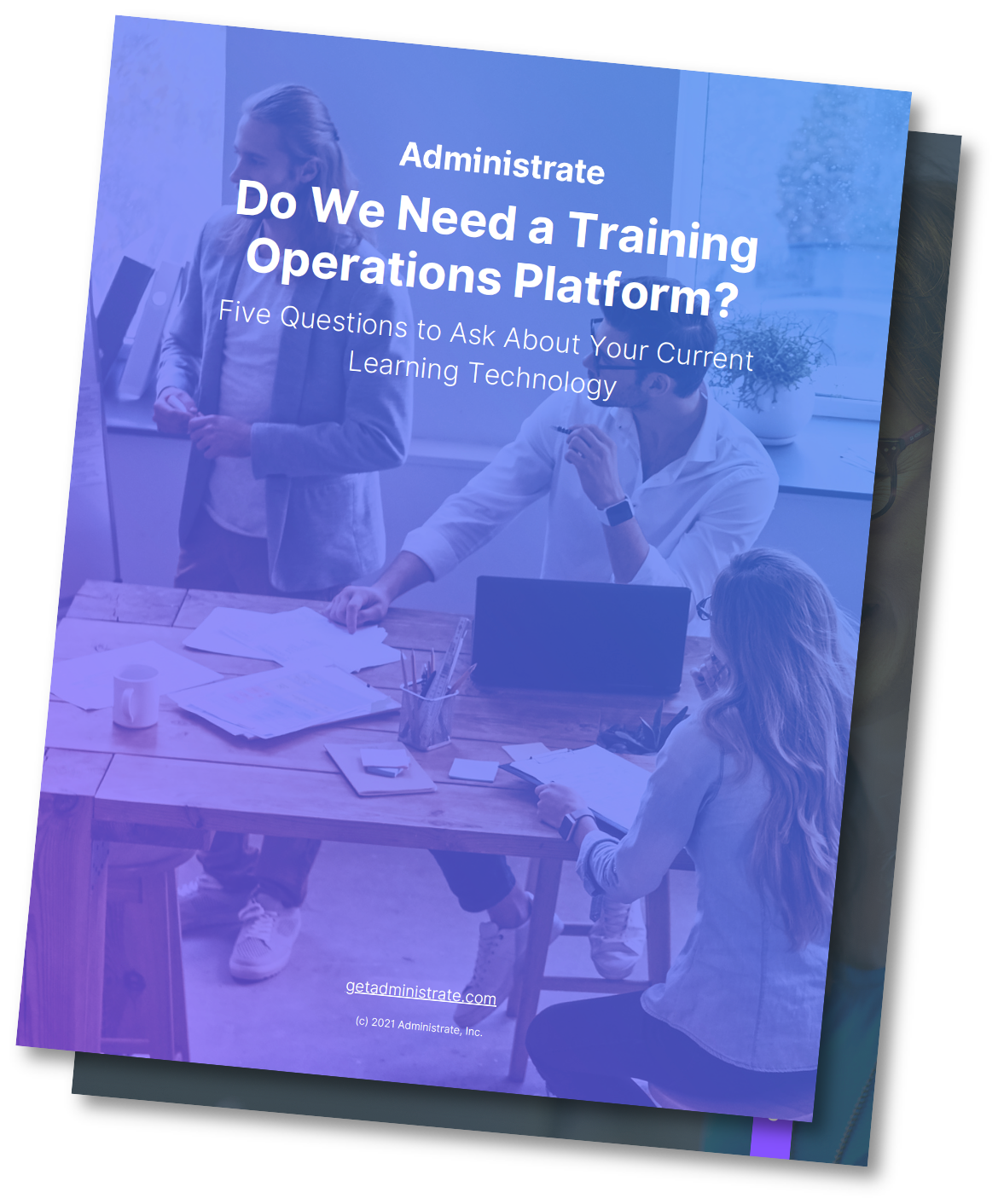 Ask the Five Questions in this Guide to Determine Your Need for a Training Management Platform!