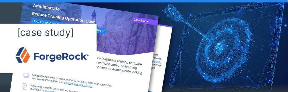ForgeRock Case Study Nurture Landing Page