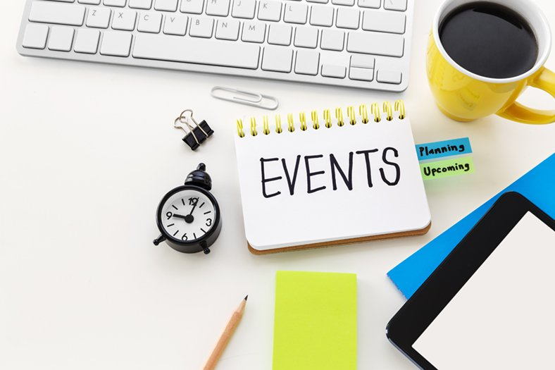 Events notepad