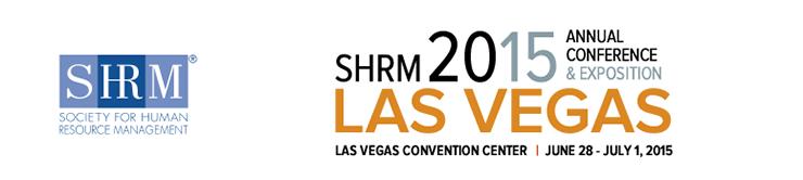 SHRM 2015 Logo