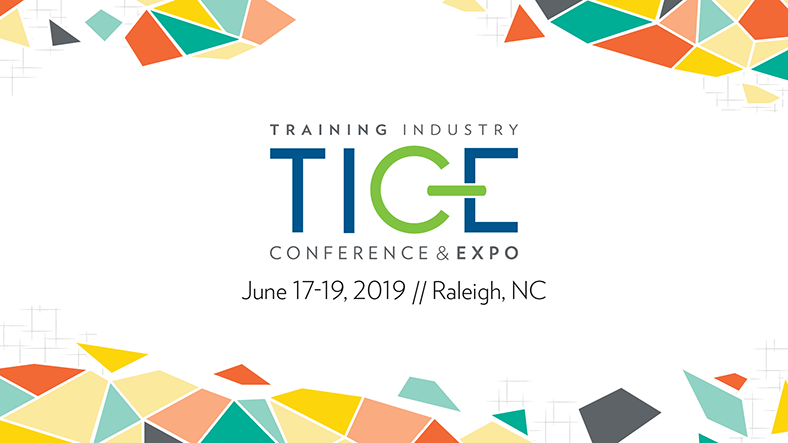 TICE 2019 logo
