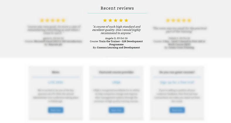 Coursecheck Reviews