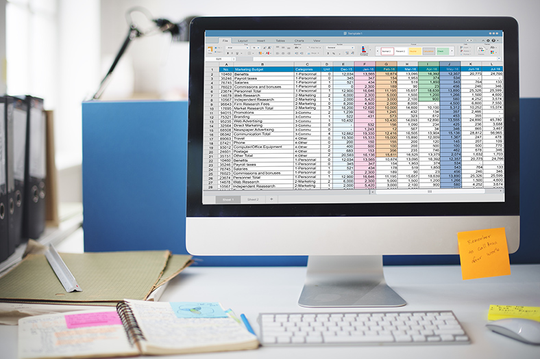 Spreadsheets